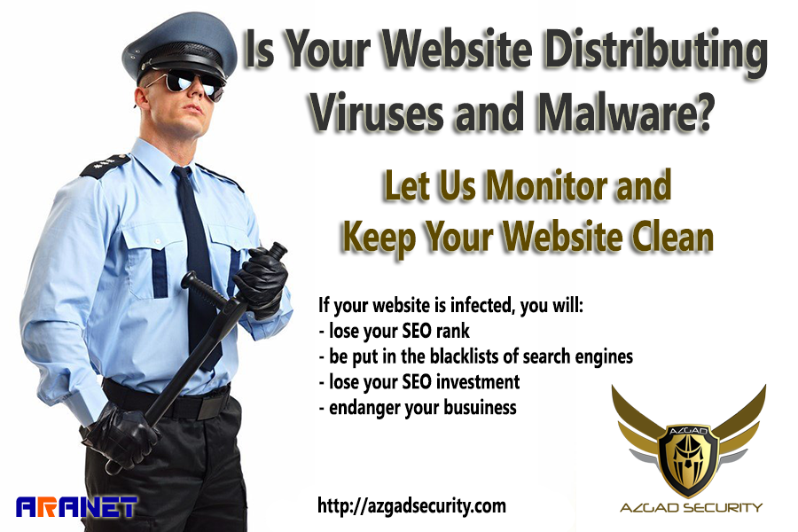 AZGAD Website Security