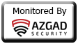 Monitored and Protected by Azgad Security