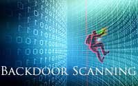 Backdoor Scanning & Cleanup