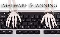 Malware Scanning & Cleanup